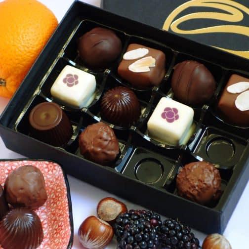 Product Image of Coastal Cocoa Classic Chocolate Selection 12