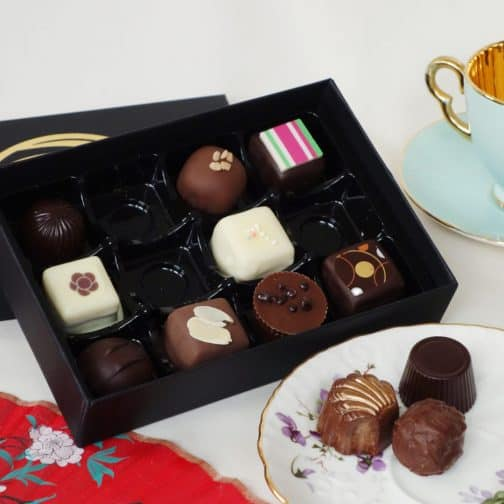Product Image of Coastal Cocoa Complete Selection 12 pc