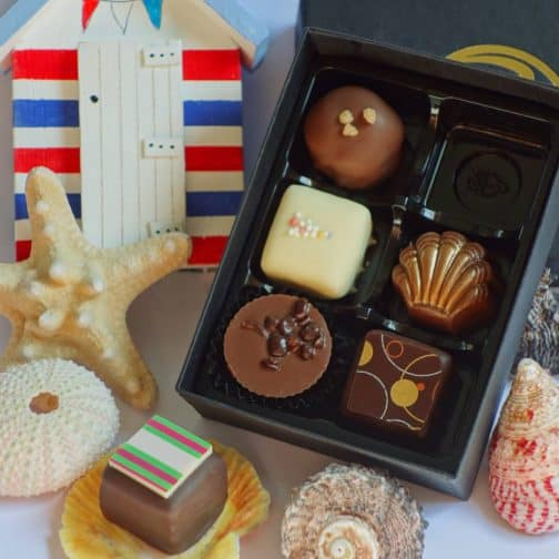 Product Image of Coastal Cocoa Seaside Chocolate Selection 6