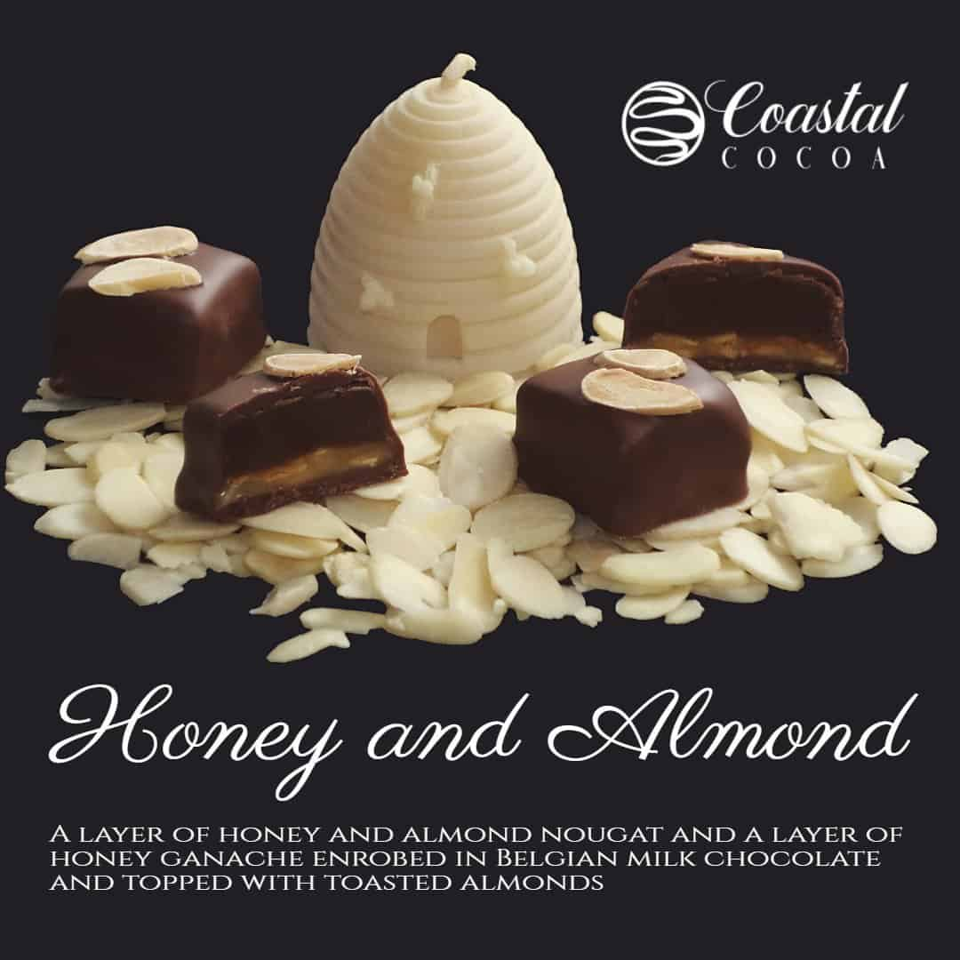 Announcing Our First Flavour – Honey and Almond
