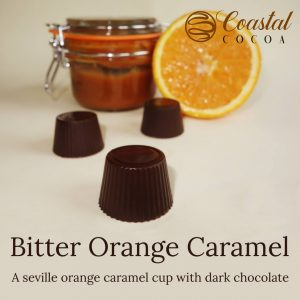 Bitter Orange Caramel