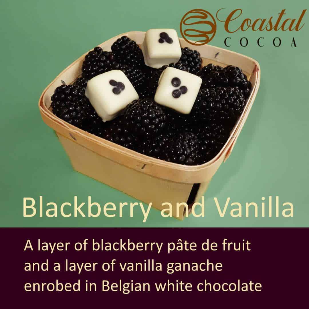 Blackberry and Vanilla