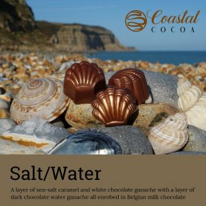 Our First Seaside Flavour – Salt/Water
