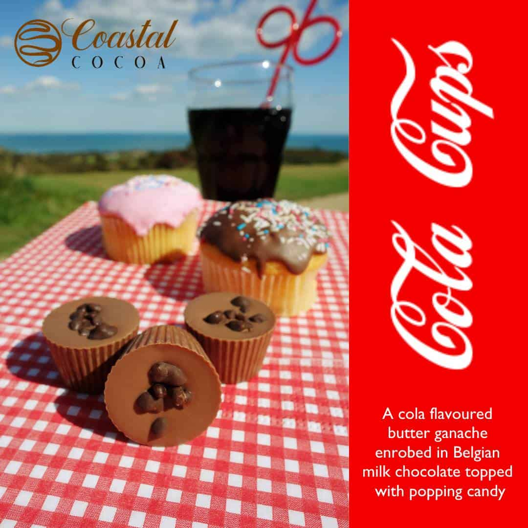 Introducing Cola Cups