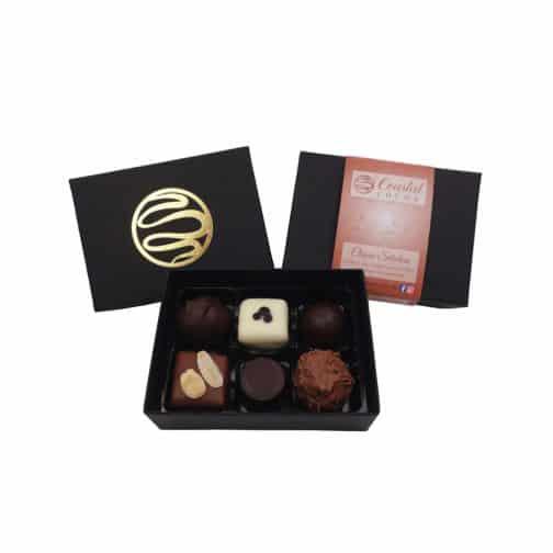 Product Image of Coastal Cocoa Classic Chocolate Selection 6