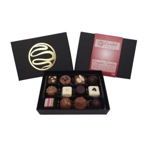 Product Image of Coastal Cocoa Complete Chocolate Selection 12