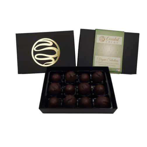 Product Image of Coastal Cocoa Vegan Chocolate Selection 12