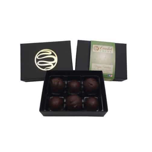 Product Image of Coastal Cocoa Vegan Chocolate Selection 6