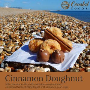 Cinnamon Doughnut Truffle