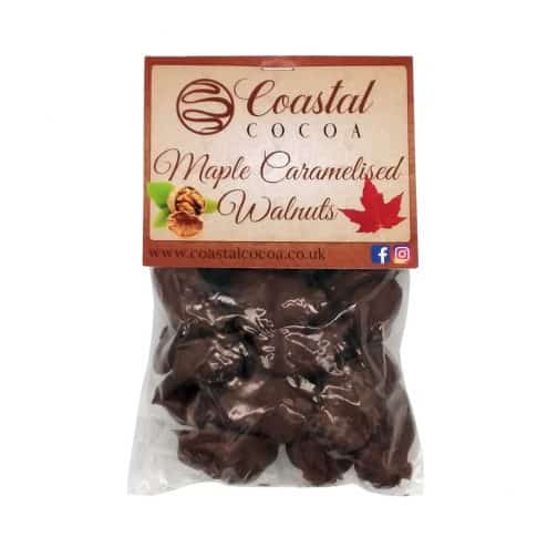 Product Image of Coastal Cocoa Maple Caramelised Walnuts Chocolate