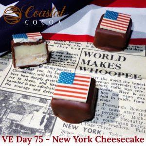 Promo Image of Coastal Cocoa New York Cheesecake Chocolate