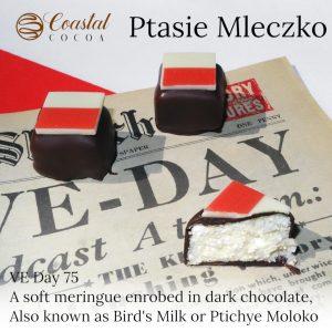Promo Image of Coastal Cocoa Ptasie Mleczko Chocolate