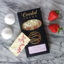 Eton Mess White Chocolate Bar