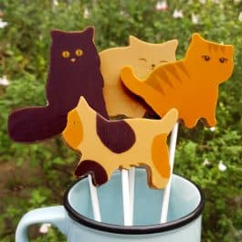 Cat Lolly Family