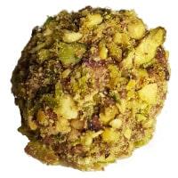 Salt and Pepper Pistachio Truffles